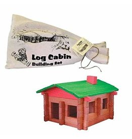 Roy Toy Log Cabin Pouch