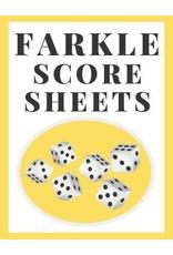 Farkel Score Sheet