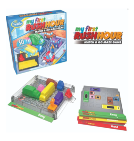 ThinkFun My First Rush Hour 3+