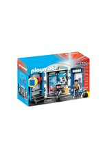 Playmobil Police Station Play Box (old version)