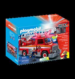 Playmobil Playmobil Rescue Ladder Unit 4+