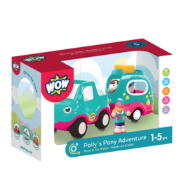 WOW Toys WOW Polly Pony Adventure