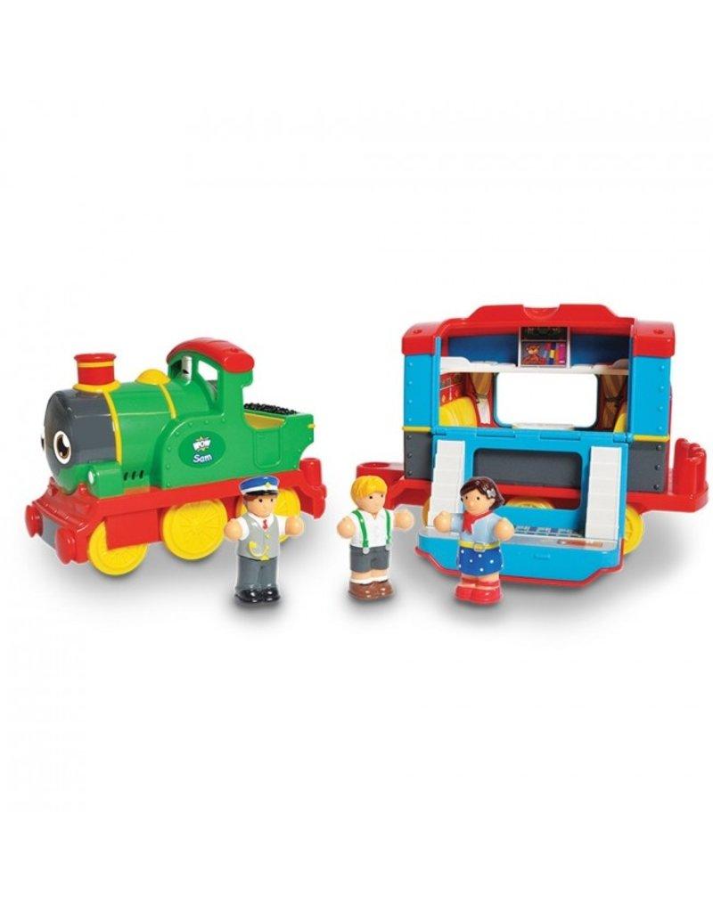 WOW Toys WOW Sam the Steam Train