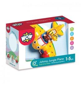 WOW Toys WOW Johnny Jungle Plane