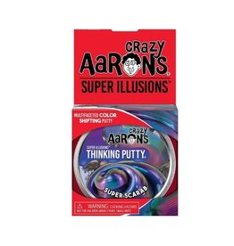 Crazy Aaron's Thinking Putty Illusions