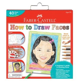 Creativity for Kids World Colors - How to Draw Faces