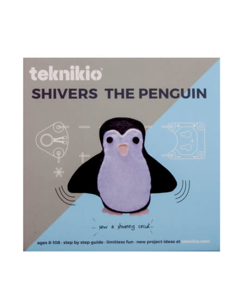 Shivers the Penguin