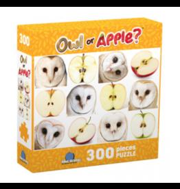 Blue Orange Games Owl or Apple Puzzle 300 pcs