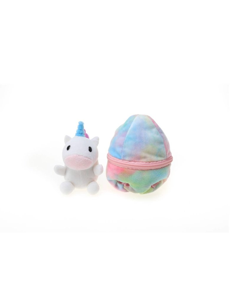 Zip Up Easter Egg