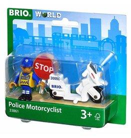 Brio Brio Police Motorcyclist