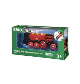 Brio Brio Mighty Red Action Loco