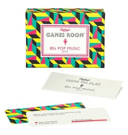 80s Pop Music Quiz
