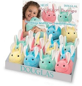 Douglas Cuddle Toys Macaroon Bunny SM