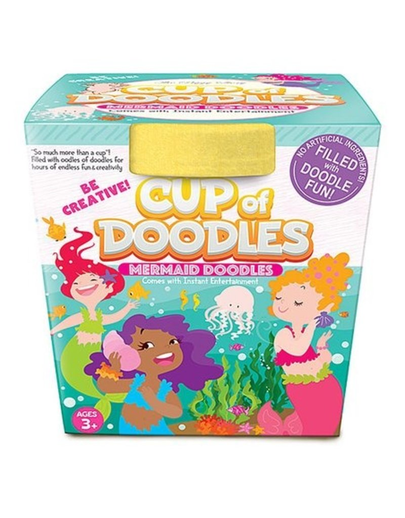 The Piggy Story Cup of Doodles