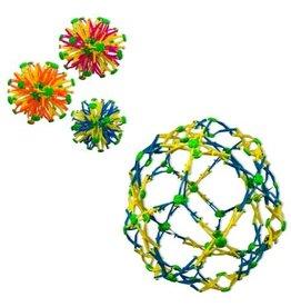 """Fiesta Toy Hoberman Sphere 6.7""""X13.4"""""""