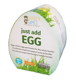 Just Add Egg