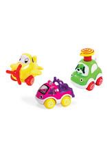 Push & Pull Racers Trio
