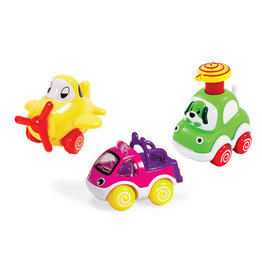 Push & Pull Racers Trio