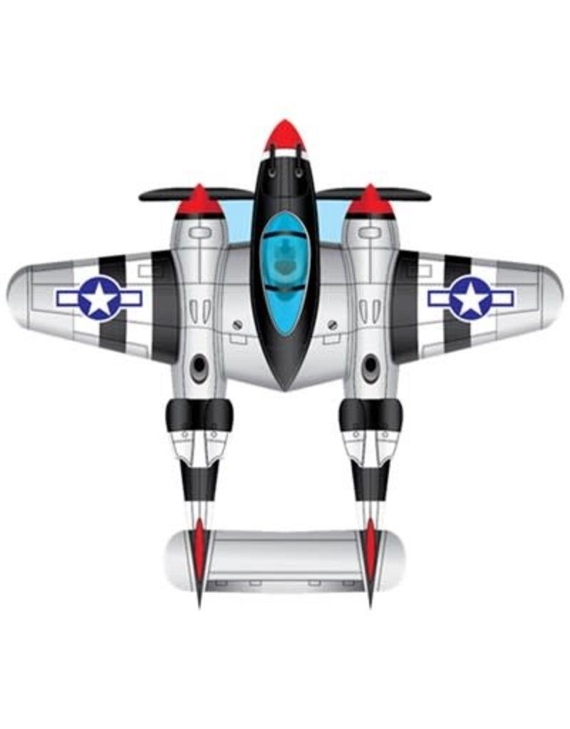In The Breeze Supersize Ultra P-38 Lightning Kite