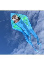 """In The Breeze Delta Wave Otter Kite 52"""""""