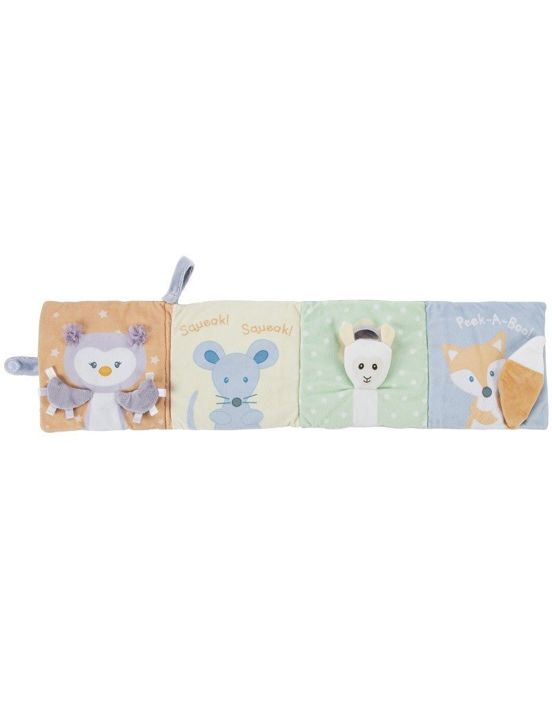 Gund Gund Baby Toothpick Panda Soft Book