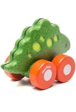 Wood Dino Car