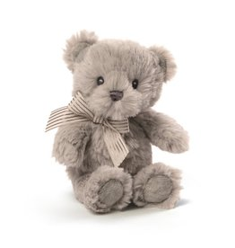 Gund Gund Rattle Plush Bear - Grayson