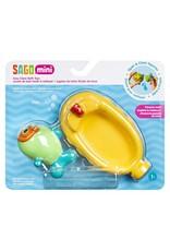 Sago Mini Sago Bath Fins' Submarine Floatie and Squirter