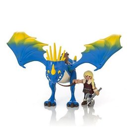 Playmobil Playmobil Astrid and Stormfly