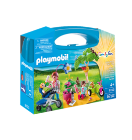 Playmobil Playmobil Carry Case - Multiple Styles