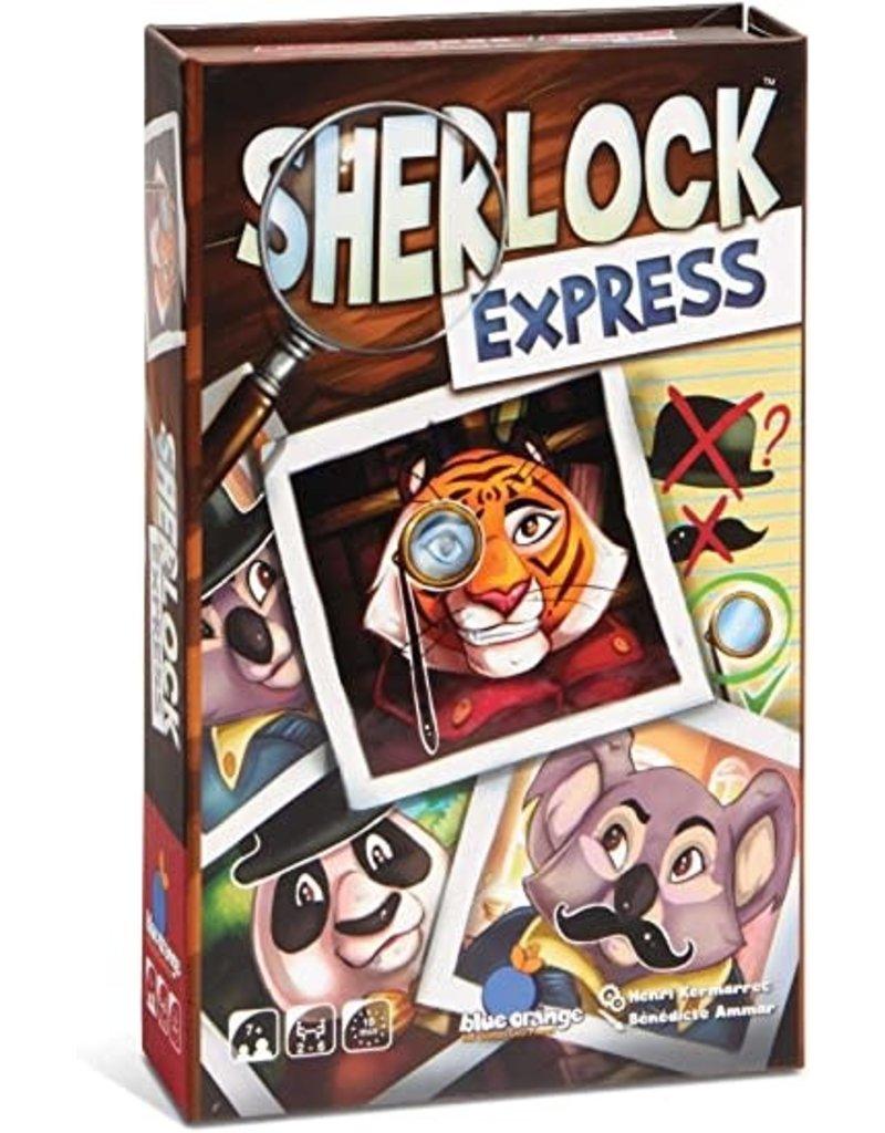 Blue Orange Games Sherlock Express