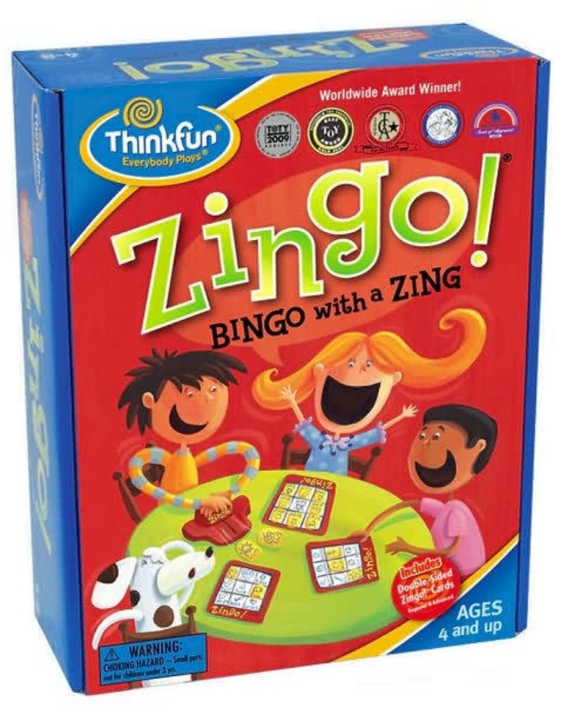 ThinkFun Zingo!