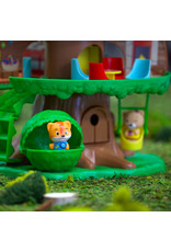 Fat Brain Toys Timber Tots Tree House 2+