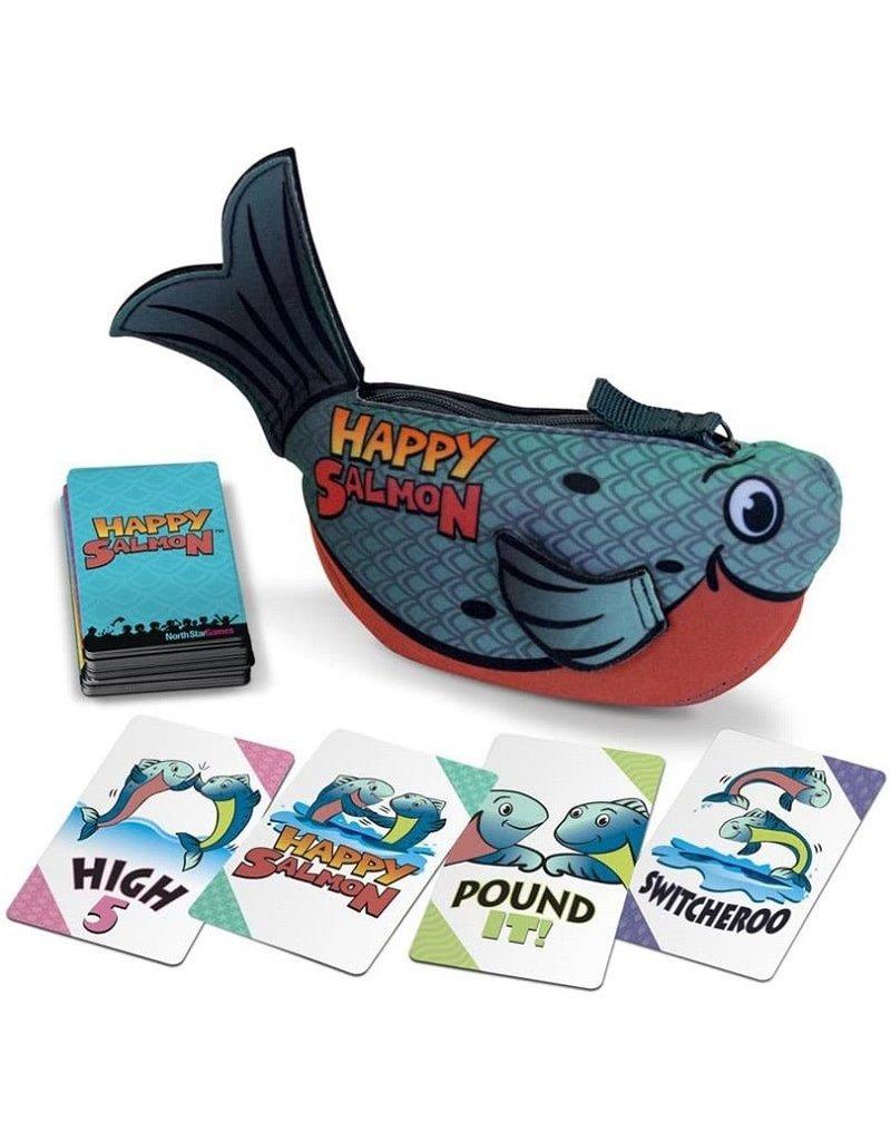 North Star Games Happy Salmon Blue