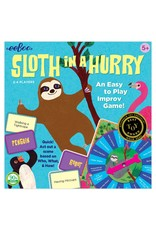 eeBoo Sloth in a Hurry Action Game 5+