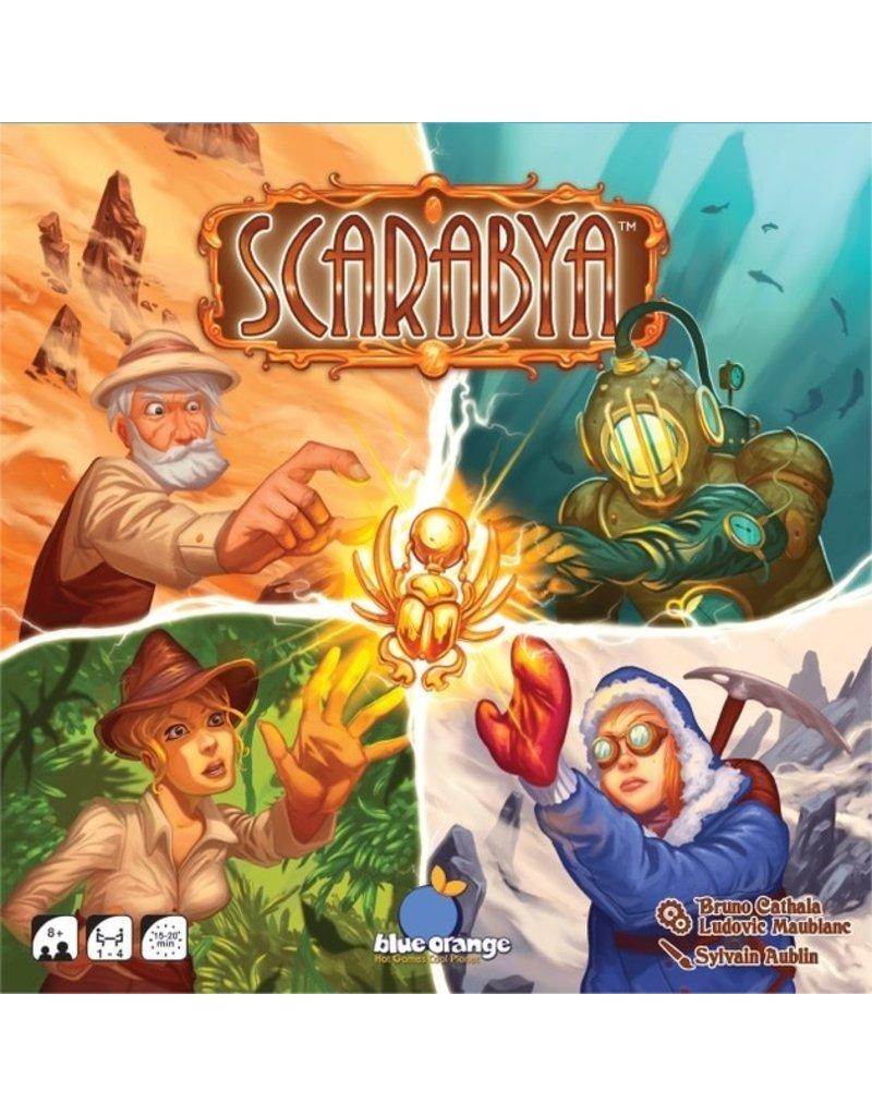 Blue Orange Games Scarabya
