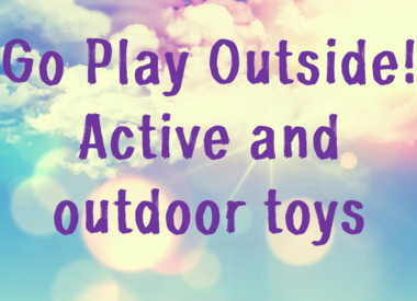 Active and Outdoor Play