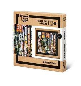Clementoni Frame Me Up Puzzle Tokyo Lights 250 pieces