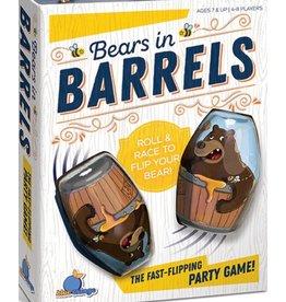 Blue Orange Games Bears in Barrels 6+