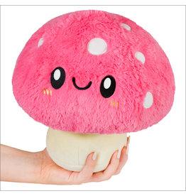 Squishables Squishable Mushroom Pink Mini
