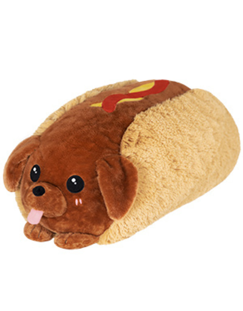 "Squishables Squishable Dachshund Hot Dog 15"""