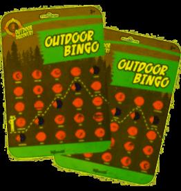 Outdoor Discovery Outdoor Bingo 3+