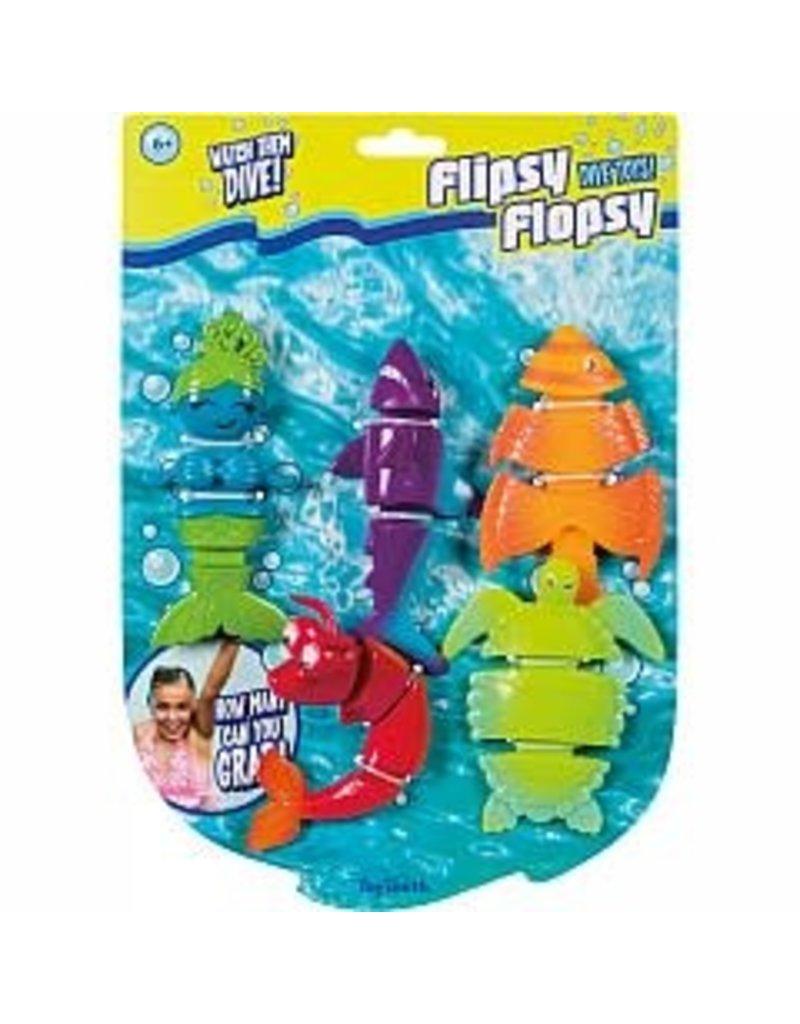 ToySmith Dive Toys Flipsy Flopsy 6+