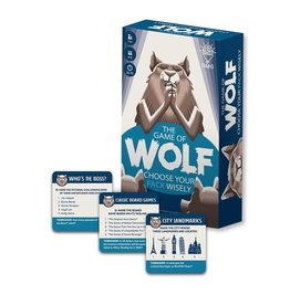 Gray Matters Games The Game of Wolf 14+