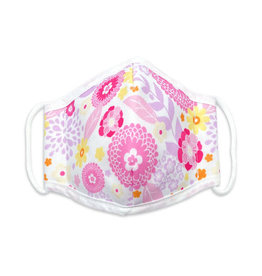 Woven Pear Face Mask Woven Pear Child 6+ Henna Pink