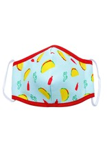 Woven Pear Face Mask Woven Pear Adult - Taco