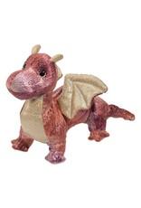 "8.5"" Kayda Purple Baby Dragon"