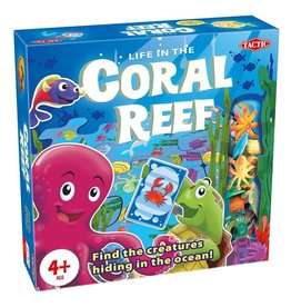 Tactic Life in the Coral Reef Game 4+