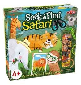 Tactic Seek & Find Safari 4+