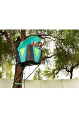 Slackers Slackers Adventure Treehouse with Ladder